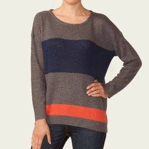 Joie Astaine Striped Sweater - Small